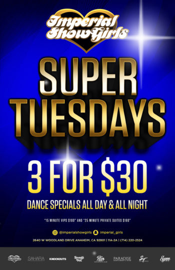 Super Tuesdays